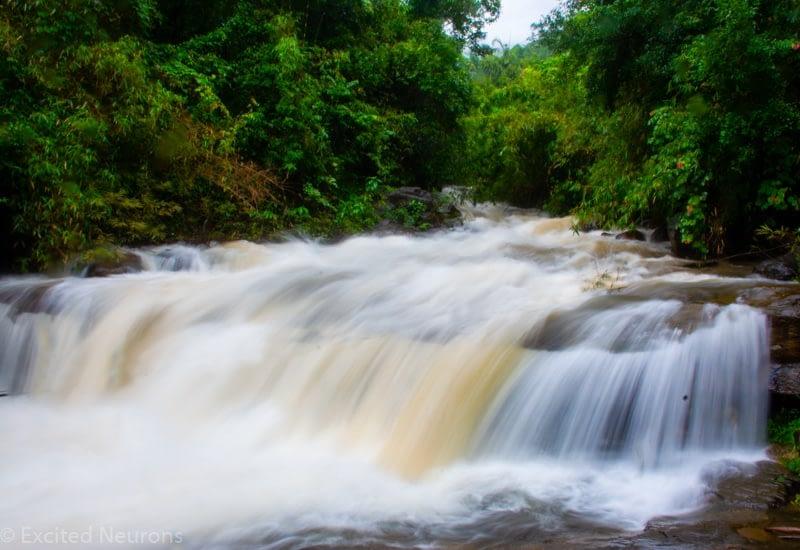 Ezharakund waterfall