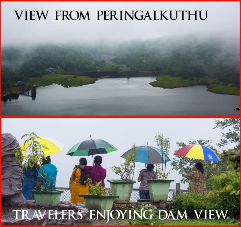 Peringalkuthu Dam