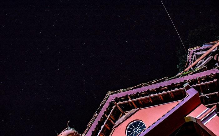 Stars as seen from honeyvalley